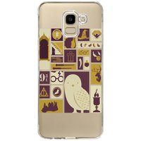 Capa Personalizada Samsung Galaxy J6 J600 Harry Potter - HP02