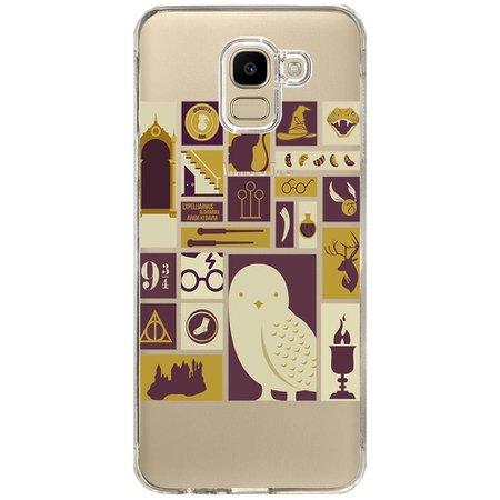 Capa Personalizada Samsung Galaxy J6 J600 Harry Potter - HP02