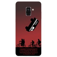 Capa Personalizada para Samsung Galaxy A8 2018 - Stranger Things - TV87