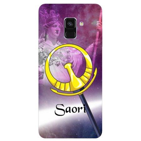 Capa Personalizada para Samsung Galaxy A8 2018 - Nostalgia - NT98