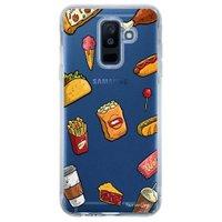 Capa Personalizada para Samsung Galaxy A6 Plus A605 Food - TP105