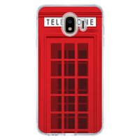 Capa Personalizada Samsung Galaxy J4 J400M London - CD35