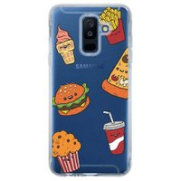 Capa Personalizada para Samsung Galaxy A6 Plus A605 Food - TP106