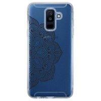 Capa Personalizada para Samsung Galaxy A6 Plus A605 Mandala - TP32
