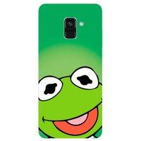 Capa Personalizada para Samsung Galaxy A8 2018 - Nostalgia - NT46
