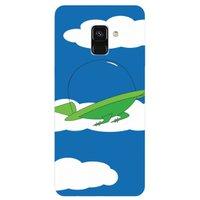 Capa Personalizada para Samsung Galaxy A8 2018 - Nostalgia - NT51
