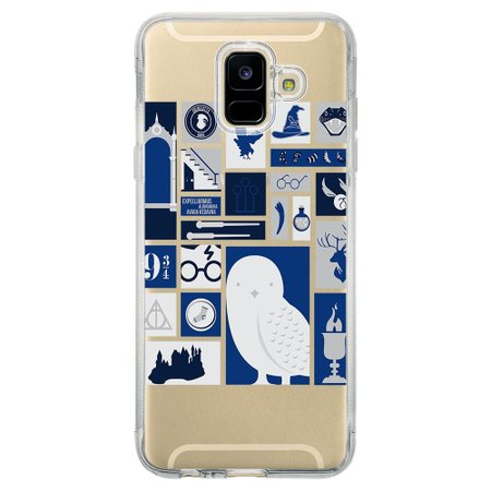 Capa Personalizada Samsung Galaxy A6 A600 Harry Potter - HP01
