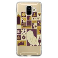 Capa Personalizada Samsung Galaxy A6 A600 Harry Potter - HP02