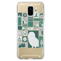 Capa Personalizada Samsung Galaxy A6 A600 Harry Potter - HP04