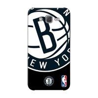 Capa de Celular NBA - Samsung Galaxy J7 J700 - Brooklyn Nets - D03