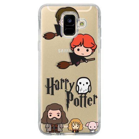 Capa Personalizada Samsung Galaxy A6 A600 Harry Potter - HP08