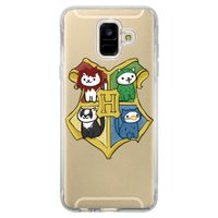Capa Personalizada Samsung Galaxy A6 A600 Harry Potter - HP09