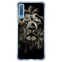 Capa Personalizada Samsung Galaxy A7 2018 Pets - PE08
