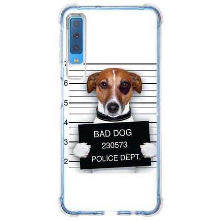 Capa Personalizada Samsung Galaxy A7 2018 Pets - PE28