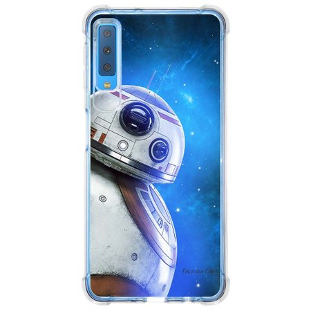 Capa Personalizada Samsung Galaxy A7 2018 Nostalgia - NT13