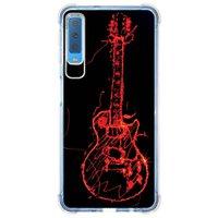 Capa Personalizada Samsung Galaxy A7 2018 Música - MU11