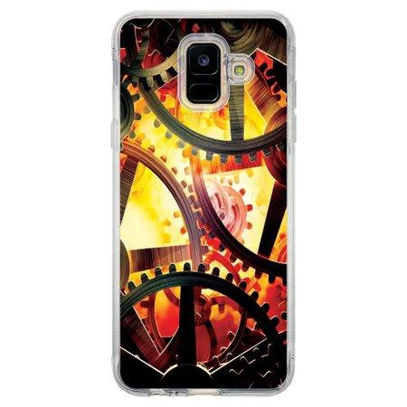 Capa Personalizada Samsung Galaxy A6 A600 Hightech - HG05