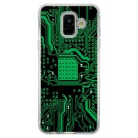 Capa Personalizada Samsung Galaxy A6 A600 Hightech - HG08