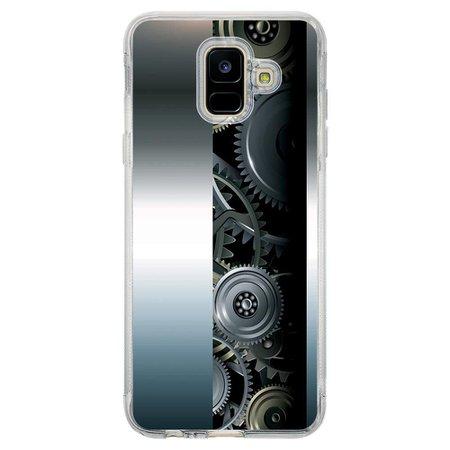 Capa Personalizada Samsung Galaxy A6 A600 Hightech - HG09