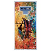 Capa Personalizada Samsung Galaxy Note 9 Pintura - AT36