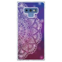 Capa Personalizada Samsung Galaxy Note 9 Mandala - AT80