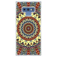 Capa Personalizada Samsung Galaxy Note 9 Mandala - AT79