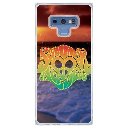 Capa Personalizada Samsung Galaxy Note 9 Summer Love - AT40