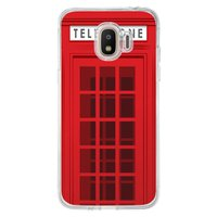 Capa Personalizada para Samsung Galaxy J2 Pro J250 London - CD35