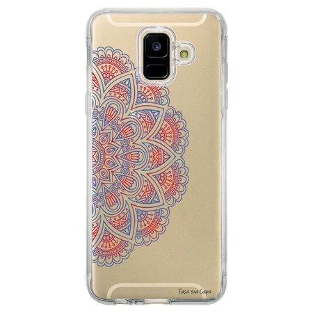 Capa Personalizada Samsung Galaxy A6 A600 Mandala - TP31