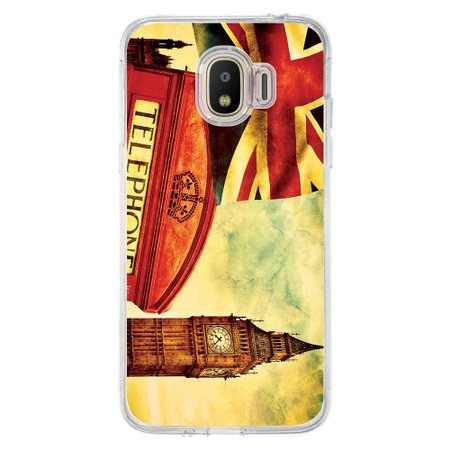 Capa Personalizada para Samsung Galaxy J2 Pro J250 London - CD15