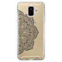 Capa Personalizada Samsung Galaxy A6 A600 Mandala - TP32