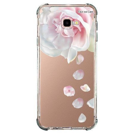 Capa Personalizada para Samsung Galaxy J4 Plus J415 Floral - FL29