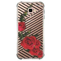 Capa Personalizada para Samsung Galaxy J4 Plus J415 Floral - FL32