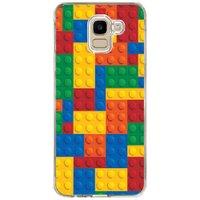Capa Personalizada Samsung Galaxy J6 J600 Lego - TX08