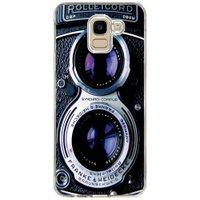 Capa Personalizada Samsung Galaxy J6 J600 Câmera - TX56