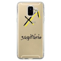 Capa Personalizada para Samsung Galaxy A6 A600 Signos - SN33
