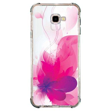 Capa Personalizada para Samsung Galaxy J4 Plus J415 Floral - FL19