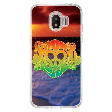 Capa Personalizada para Samsung Galaxy J2 Pro J250 Summer Love - AT40
