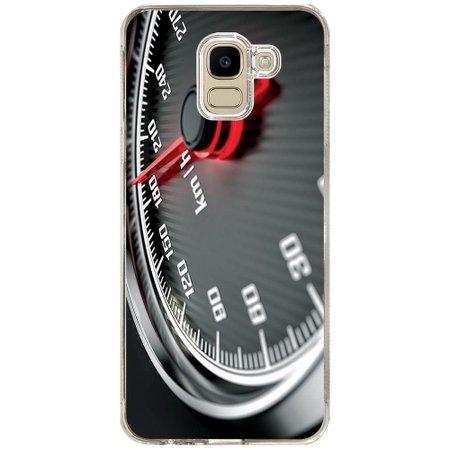 Capa Personalizada Samsung Galaxy J6 J600 Velocímetro - VL06