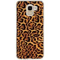 Capa Personalizada Samsung Galaxy J6 J600 Animal Print - TX65