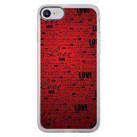 Capa Intelimix Intelislim Apple iPhone 7 Love - LV06