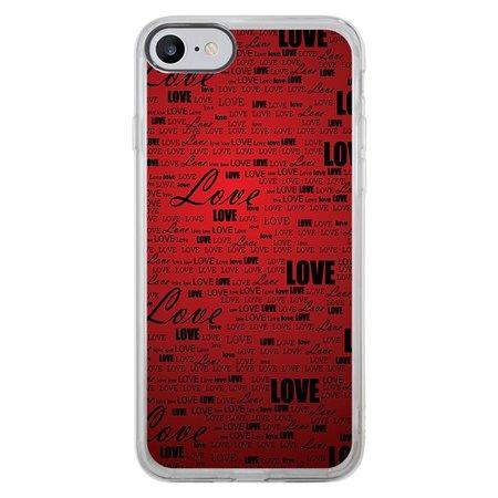 Capa Intelimix Intelislim Apple iPhone 7 Love - LV06