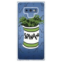 Capa Personalizada Samsung Galaxy Note 9 Nostalgia - NT68