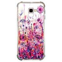 Capa Personalizada para Samsung Galaxy J4 Plus J415 Floral - FL14