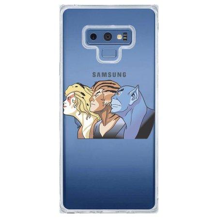 Capa Personalizada Samsung Galaxy Note 9 Nostalgia - NT78