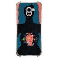 Capa Personalizada para Samsung Galaxy J4 Plus J415 Artísticas - FN01