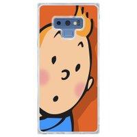 Capa Personalizada Samsung Galaxy Note 9 Nostalgia - NT80