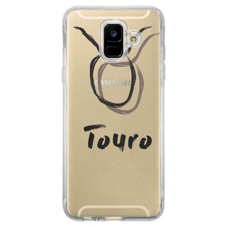 Capa Personalizada Samsung Galaxy A6 A600 Signos - SN26