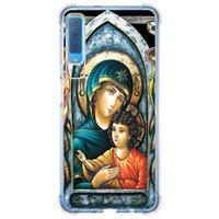 Capa Personalizada Samsung Galaxy A7 2018 Religião - RE15