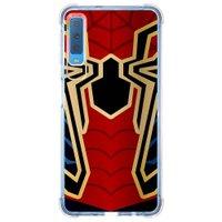 Capa Personalizada Samsung Galaxy A7 2018 Super Heróis - SH14